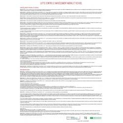 Affichage obligatoire : Harcèlement moral et sexuel