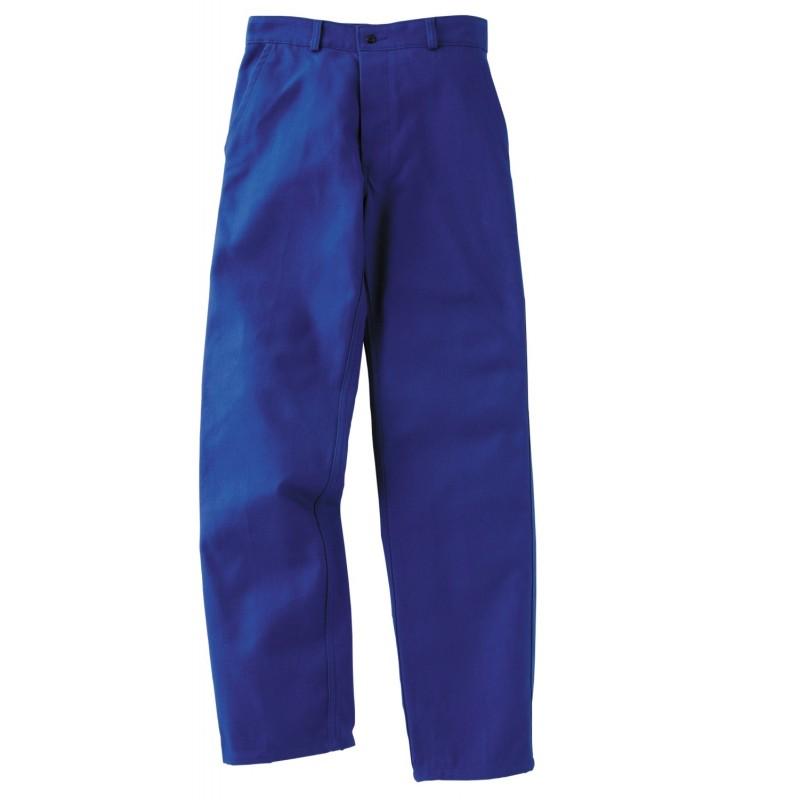 Pantalon de travail bugatti Bleu