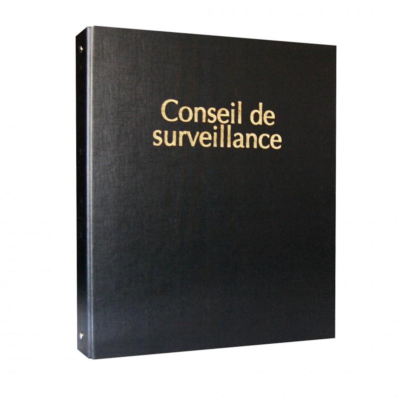 Registre - Conseil de surveillance