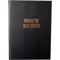 Registre des déclarations de décès pour établissements de santé, sociaux et médico-sociaux