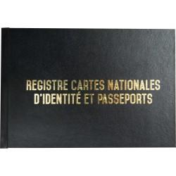 Registre pour cartes nationales d'identité et passeports
