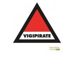 Signalétique Vigipirate