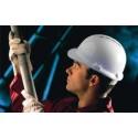 Casque Blanc de chantier - Casque de sécurité