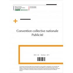 Convention collective nationale Publicité Avril 2018 + Grille de Salaire