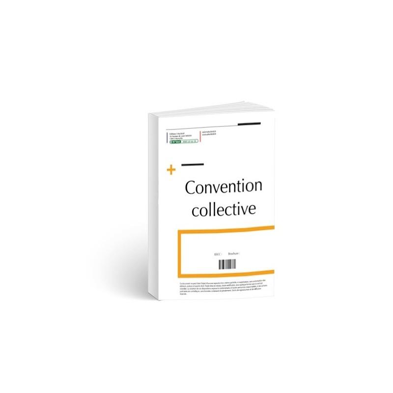 Convention collective nationale Aérolique 2017 + Grille de Salaire