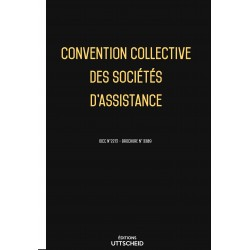 Convention collective des sociétés d'assistance des sociétés d'assistance Avril 2018 + Grille de Salaire
