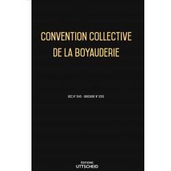 Convention collective de la boyauderie janvier 2018 + Grille de Salaire