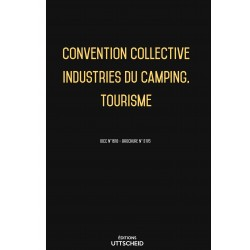 Convention collective Industries du camping, Tourisme Mars 2018 + Grille de Salaire