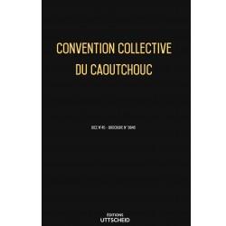 Convention collective du caoutchouc Mars 2018 + Grille de Salaire