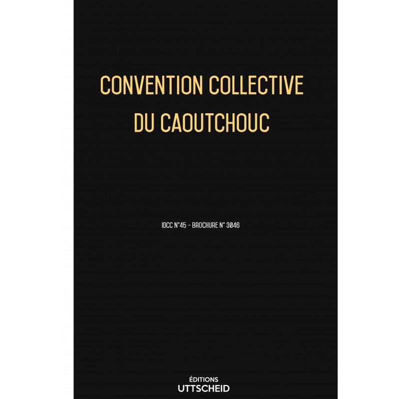 Convention collective du caoutchouc FEVRIER 2017 + Grille de Salaire
