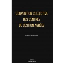 Convention collective des centres de gestion agrées Avril 2018 + Grille de Salaire
