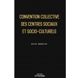 convention collective des centres sociaux et socio-culturels Février 2018 + Grille de Salaire