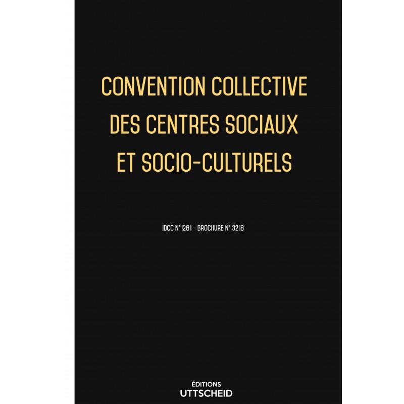 Convention collective des centres de gestion agrées FEVRIER 2017 + Grille de Salaire