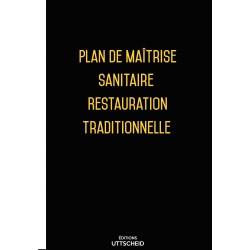 Plan de Maîtrise Sanitaire (PMS) Restauration traditionnelle pré-rempli