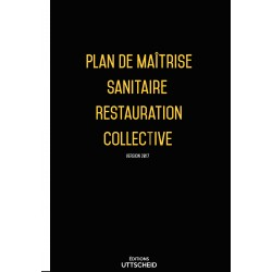 Plan de Maîtrise Sanitaire (PMS) Restauration collective pré-rempli