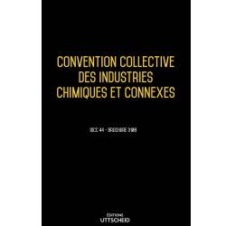Convention collective des industries chimiques et connexes Avril 2018 + Grille de Salaire