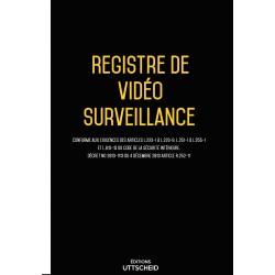 Registre de vidéo surveillance