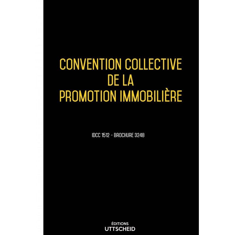 Convention collective de la promotion immobilière AVRIL 2017 + Grille de Salaire