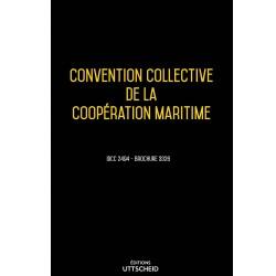 Convention collective de la coopération maritime Avril 2018 + Grille de Salaire