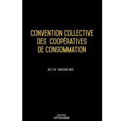 Convention collective des  coopératives de consommation Avril 2018 + Grille de Salaire