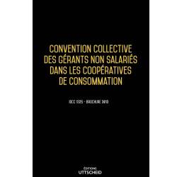 Convention collective des gérants non salariés dans les coopératives de consommation Septembre 2018 + Grille de Salaire