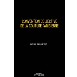 Convention collective de la couture parisienne Avril 2018 + Grille de Salaire