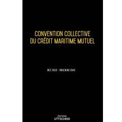 Convention collective du crédit maritime mutuel Avril 2018 + Grille de Salaire