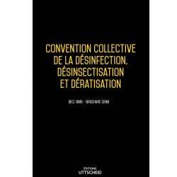 Convention collective de la cordonnerie multiservice AVRIL 2017 + Grille de Salaire