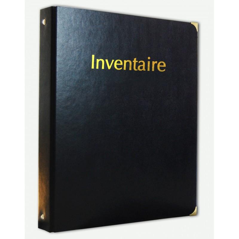 Livre Inventaire