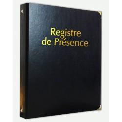 Registre de Présence