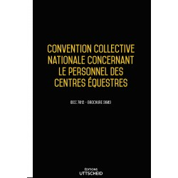Convention collective nationale Centres Equestres + Grille de Salaire