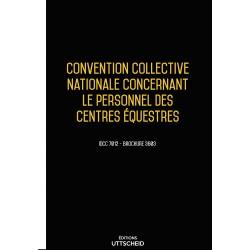 Convention collective nationale Centres Equestres + Grille de Salaire