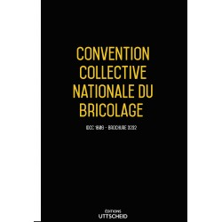 Convention collective nationale du bricolage Mars 2018 + Grille de Salaire