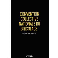 Convention collective nationale du bricolage OCTOBRE 2017 + Grille de Salaire