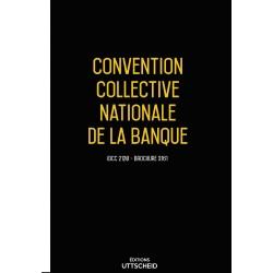 Convention collective nationale Banque Mars 2018 + Grille de Salaire
