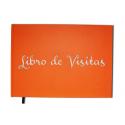 Libro de visitas - 100 páginas numeradas, cubierta mate - Calidad premium - Uttscheid