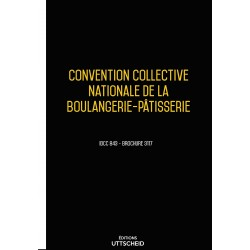 Convention collective nationale Boulangerie Avril 2018 + Grille de Salaire