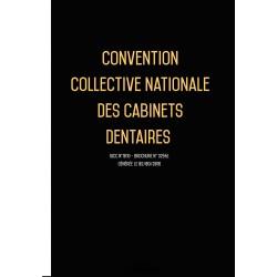 Convention collective nationale Cabinet dentaire Septembre 2018 + Grille de salaire