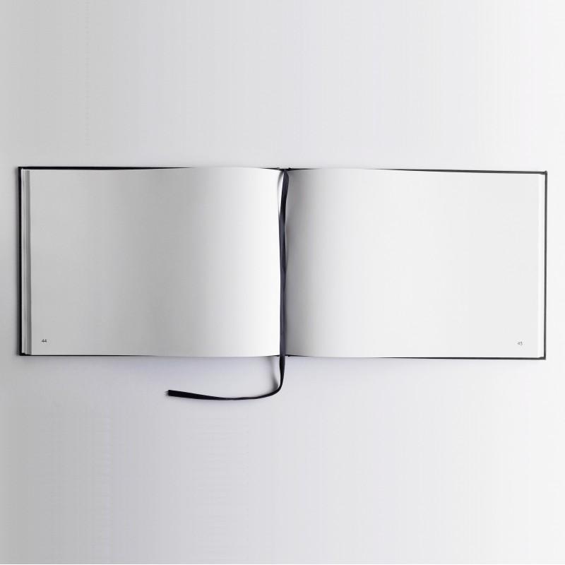 Livre d'Or Mariage Personnalisé - Lettres chromées ou dorées -100 pages - Qualité premium - Uttscheid