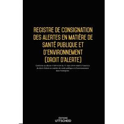 Registre de consignation...