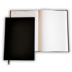 Bullet journal noir A4 -...