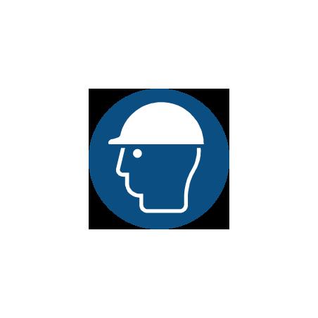 Panneaux de signalisation obligation. Panneau Protection obligatoire de la vue