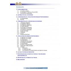 Document unique métier : Libraire - Librairie