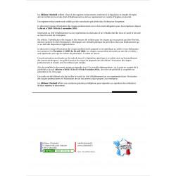 Document unique  : Centre de formation d'apprentis (CFA)