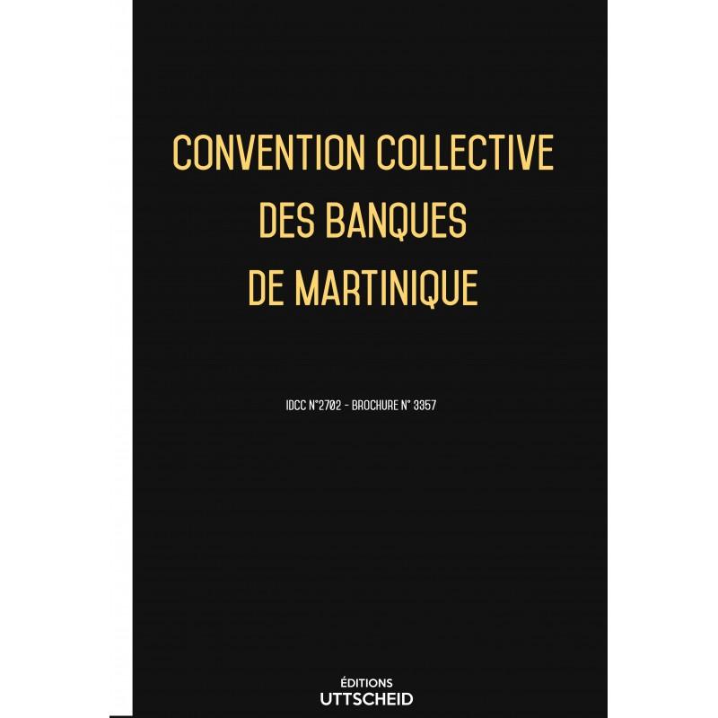 Convention collective des banques de la Guyane FEVRIER 2017 + Grille de Salaire