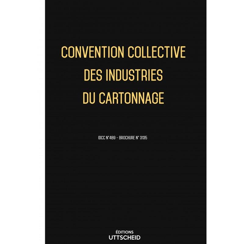 Convention collective des industries des carrières et matériaux FEVRIER 2017 + Grille de Salaire