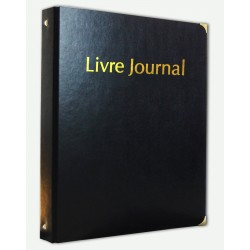 Registre Livre - Journal
