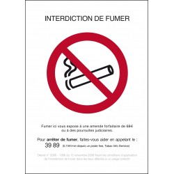 Interdiction interdit de...