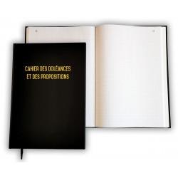 Cahier des doléances et des...