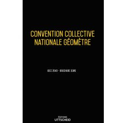 Convention collective nationale Huissier 2019 + Grille de Salaire